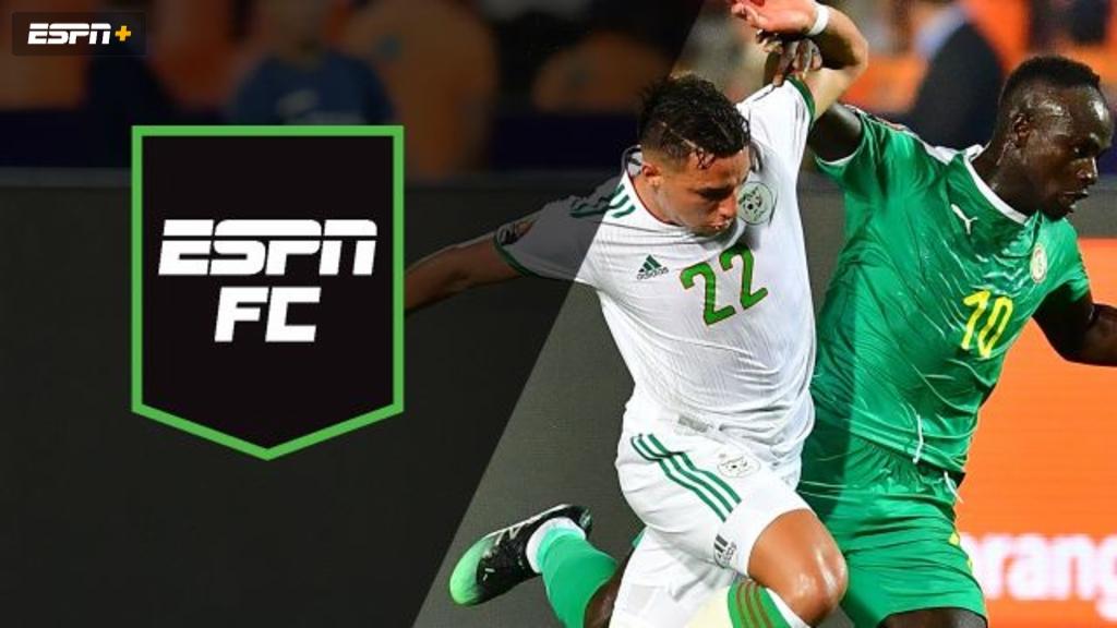 Fri, 7/19 - ESPN FC: Clash for AFCON crown in Cairo