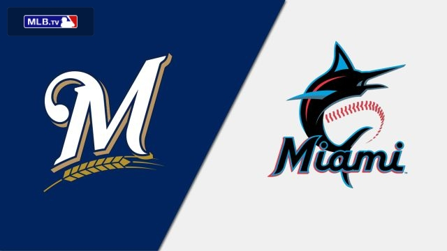 Milwaukee Brewers vs. Miami Marlins