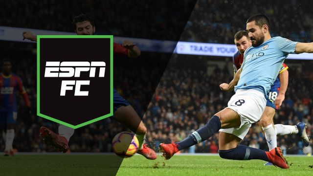 Sat, 12/22 - ESPN FC: Man City slip