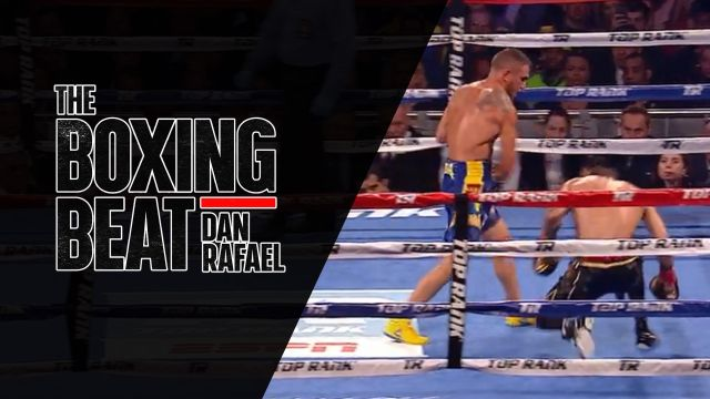 Tue, 5/15 - The Boxing Beat with Dan Rafael