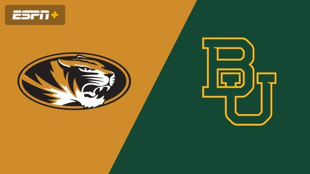 #17 Missouri vs. #5 Baylor (W Volleyball)