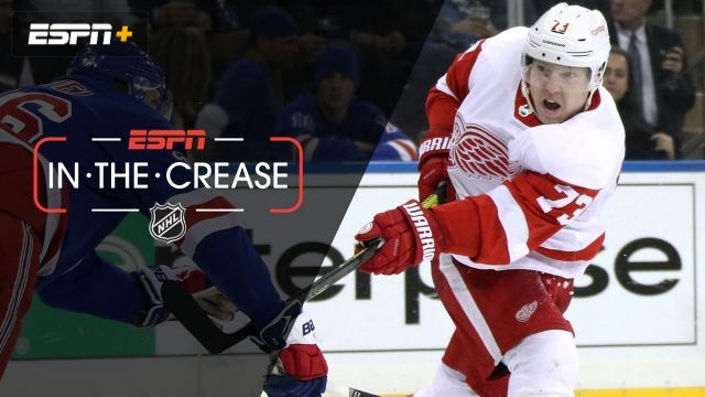 Thu, 11/7 - In the Crease: Can Red Wings end struggles?