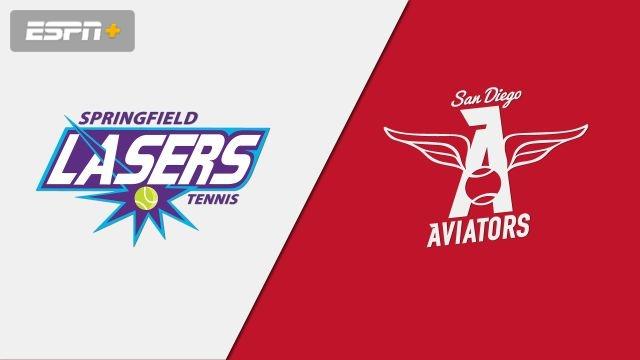 Springfield Lasers vs. San Diego Aviators