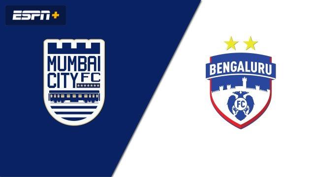 Mumbai City FC vs. Bengaluru FC