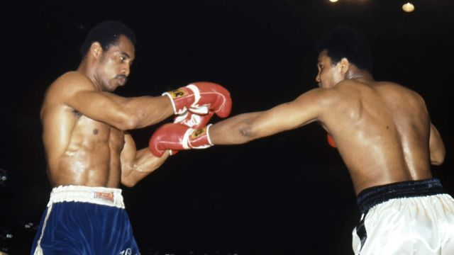 Ali vs Norton I