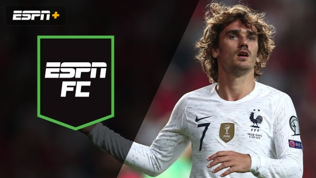 Fri, 7/12 - ESPN FC: Griezmann gets his wish