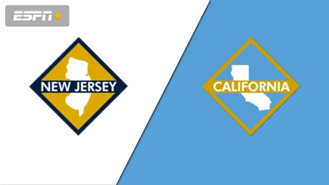 New Jersey vs. California (Pool B)