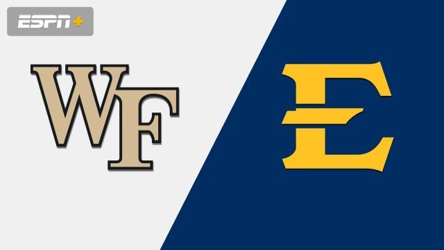 Wake Forest vs. East Tennessee State (W Basketball)