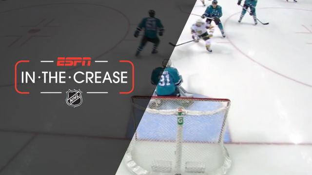 Mon, 5/7 - In the Crease