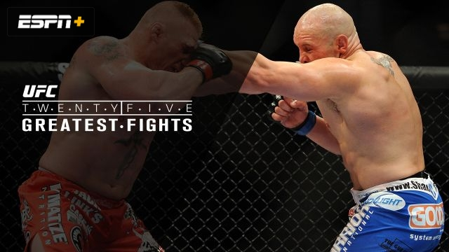 25 Greatest Fights: #20-17