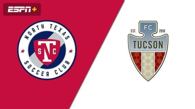 North Texas SC vs. FC Tucson (USL League One)
