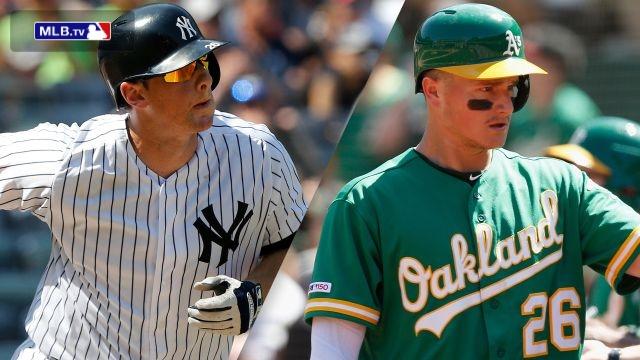 New York Yankees vs. Oakland Athletics