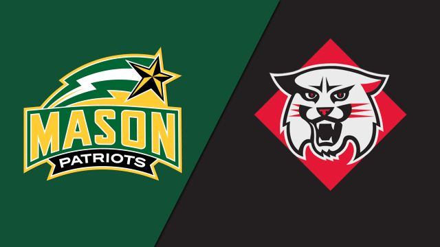 George Mason vs. Davidson (W Volleyball)