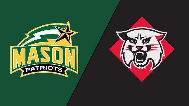 George Mason vs. Davidson (W Volleyball)