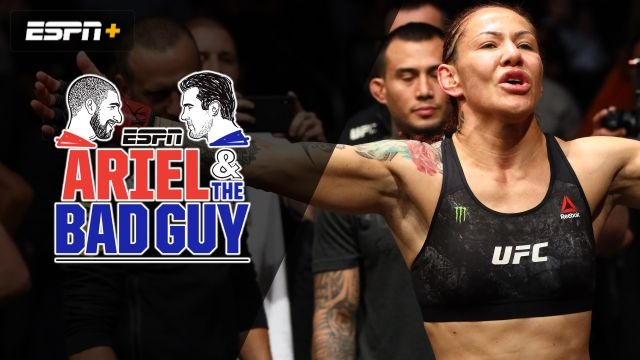 Wed, 7/31 - Ariel and the Bad Guy: UFC 240 Recap