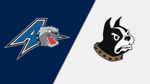 UNC Asheville vs. Wofford (M Basketball)