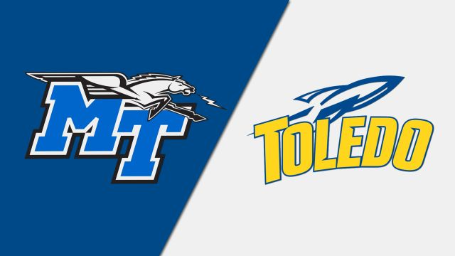Middle Tennessee vs. Toledo (M Basketball)