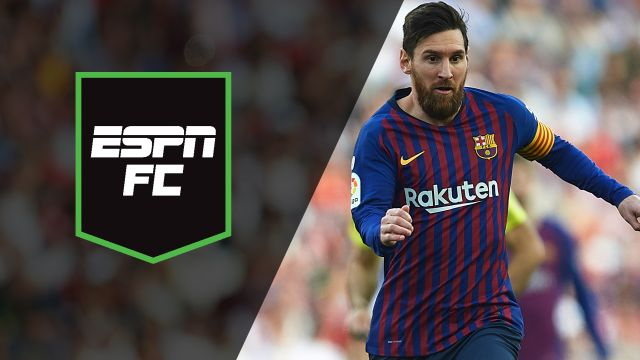 Sat, 2/23 - ESPN FC: Messi makes 50