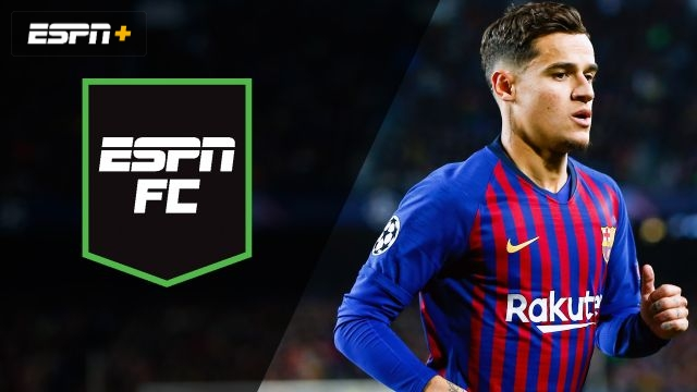 Wed, 7/24 - ESPN FC: Klopp downplays Coutinho