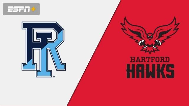 Rhode Island vs. Hartford (W Basketball)