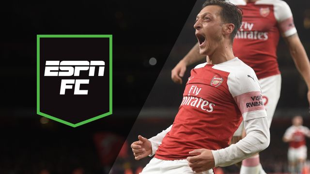 Mon, 10/22 - ESPN FC: Arsenal's perfect 10
