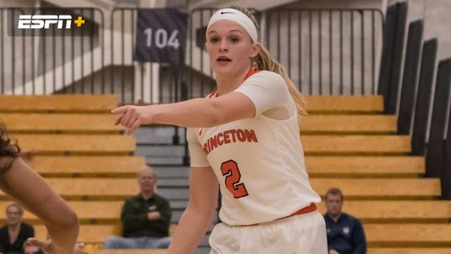 Dartmouth vs. #25 Princeton (W Basketball)