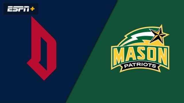 Duquesne vs. George Mason (W Volleyball)