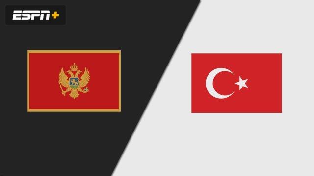 Montenegro vs. Turkey (Group Phase)