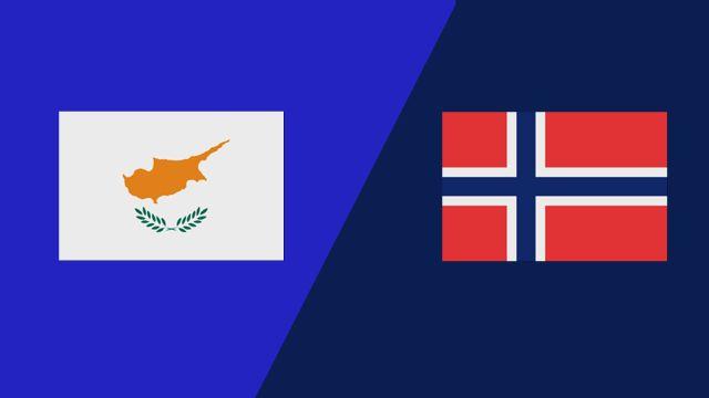 Cyprus vs. Norway (UEFA Nations League)
