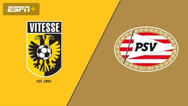 Vitesse vs. PSV (Eredivisie)