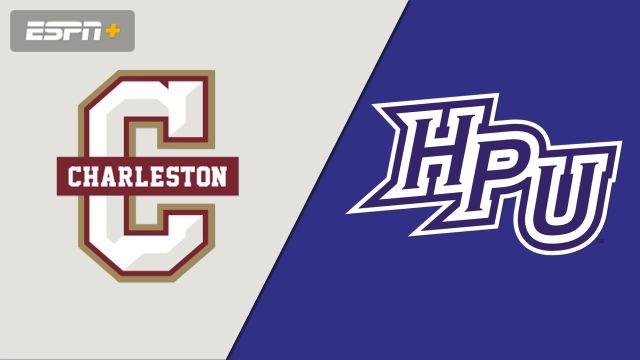 College of Charleston vs. High Point (W Basketball)