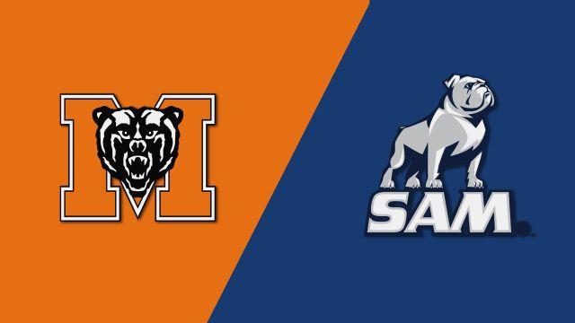 Mercer vs. Samford (W Soccer)