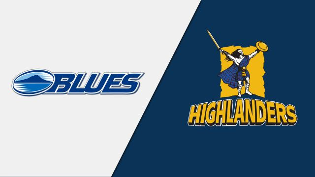 Blues vs. Highlanders