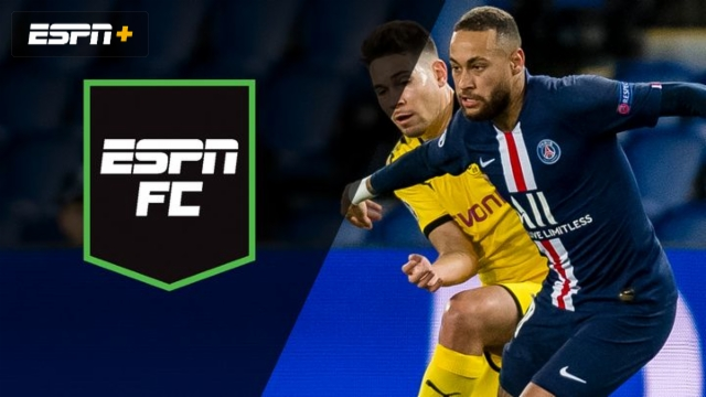 Sat, 3/14 - ESPN FC: For club or country?