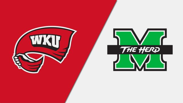 Western Kentucky vs. Marshall (W Basketball)