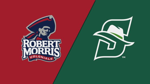 Robert Morris vs. Stetson (M Basketball)