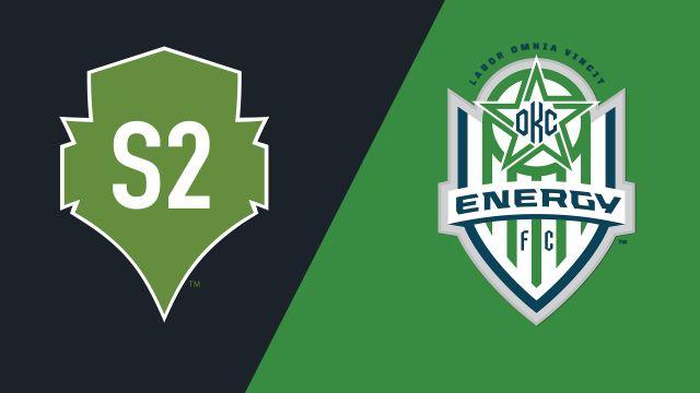 Seattle Sounders FC 2 vs. OKC Energy FC