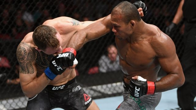 UFC Fight Night: Jacare vs. Hermansson (Main Event)