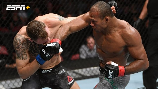 Jacare Souza vs. Jack Hermansson (UFC Fight Night: Jacare vs. Hermansson)