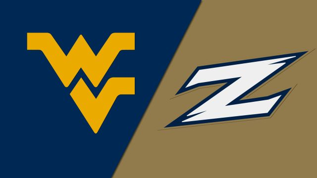 West Virginia vs. Akron (M Soccer)