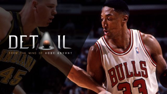 Scottie Pippen - Draft Class Required Viewing