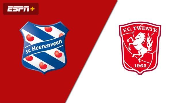 Heerenveen vs. Twente (Eredivisie)