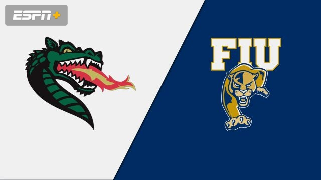 UAB vs. Florida International (M Basketball)