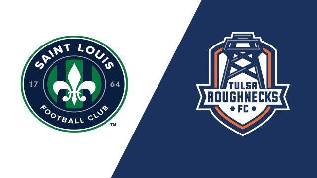 Saint Louis FC vs. Tulsa Roughnecks FC
