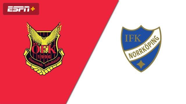 Ostersunds FK vs. IFK Norrkoping (Allsvenskan)