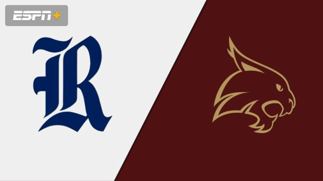 Rice vs. Texas State (Baseball)
