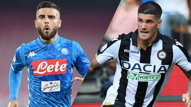 Napoli vs. Udinese (Serie A)