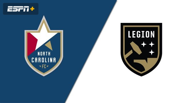 North Carolina FC vs. Birmingham Legion FC (USL Championship)