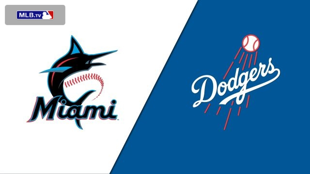 Miami Marlins vs. Los Angeles Dodgers