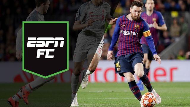 Wed, 5/1 - ESPN FC: Clash at Camp Nou